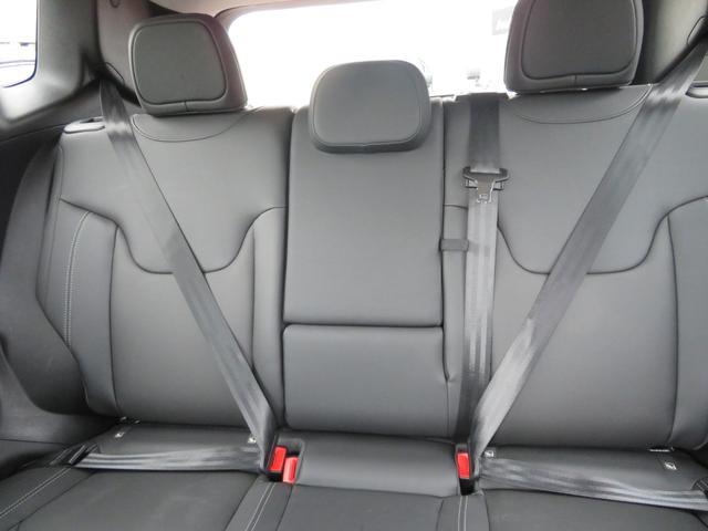 リミテッド レネゲード リミテッド ETC バックモニター TV Bluetooth接続 ナビ レザーシート 認定中古車保証 ターボ付き パワーシート LED ワンオーナー(19枚目)