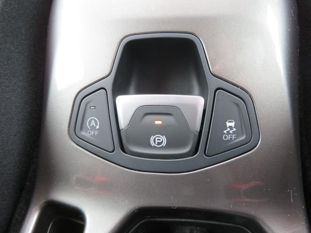 リミテッド レネゲード リミテッド ETC バックモニター TV Bluetooth接続 ナビ レザーシート 認定中古車保証 ターボ付き パワーシート LED ワンオーナー(27枚目)
