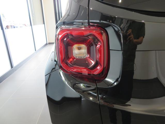 リミテッド レネゲード リミテッド ETC バックモニター TV Bluetooth接続 ナビ レザーシート 認定中古車保証 ターボ付き パワーシート LED ワンオーナー(38枚目)