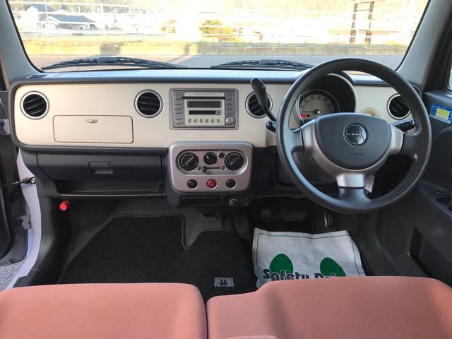 X オートマ アルミホイール ベンチシート 軽自動車(16枚目)