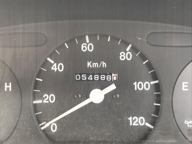 土砂禁ダンプ 4MT エアコン 走行55000km(15枚目)