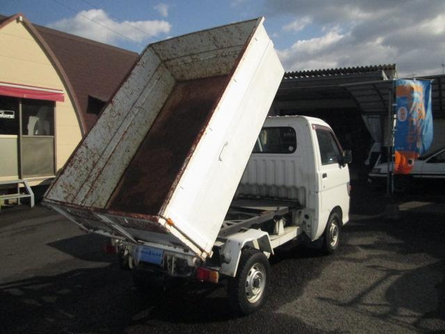ダイハツ ハイゼットトラック ダンプ