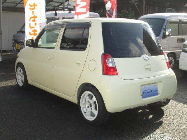「ダイハツ」「エッセ」「軽自動車」「愛媛県」の中古車5