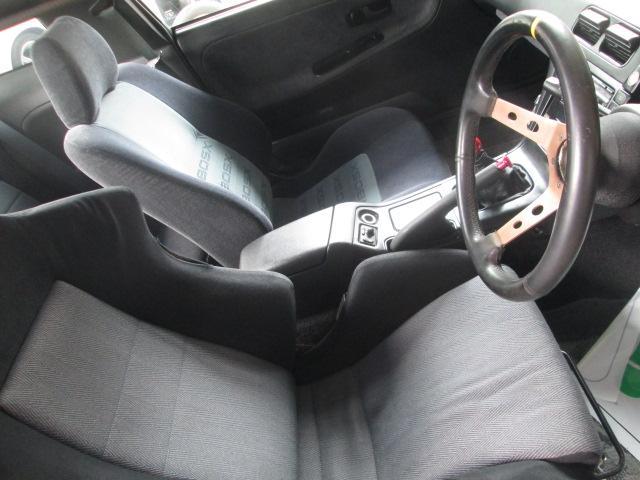 タイプX ターボ5速 サンルーフ 車高調(9枚目)
