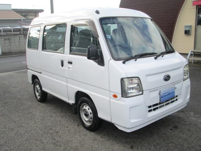 「スバル」「サンバーバン」「軽自動車」「愛媛県」の中古車2