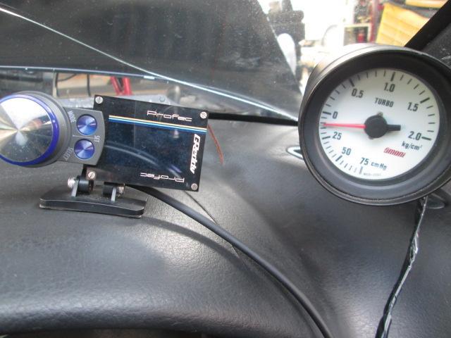 タイプR ターボ5速 前置IC 公認車(14枚目)