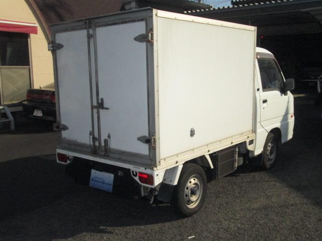 冷蔵冷凍車 -7℃〜35℃ エアコン パワステ(4枚目)