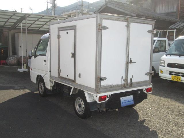 冷蔵冷凍車 -7℃〜35℃ エアコン パワステ(5枚目)