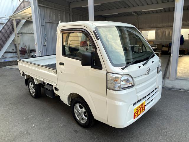 スタンダード 4WD 5M/T エアコン パワステ(6枚目)