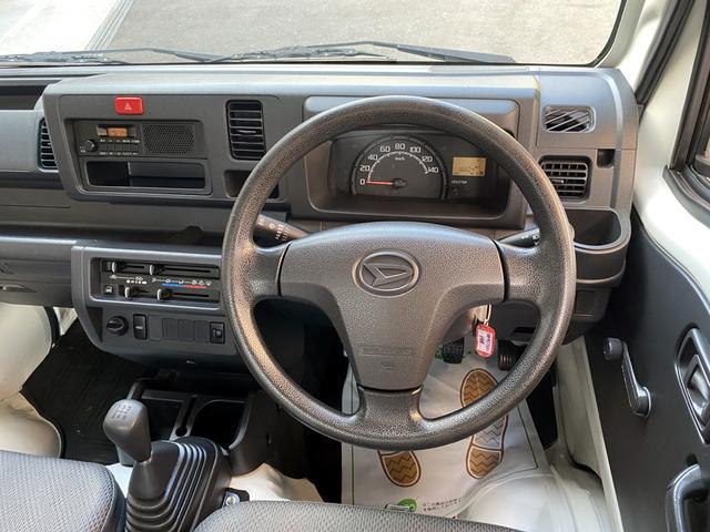 スタンダード 4WD 5M/T エアコン パワステ(7枚目)