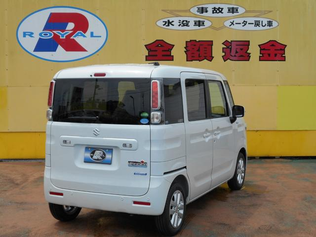 「スズキ」「スペーシア」「コンパクトカー」「高知県」の中古車3
