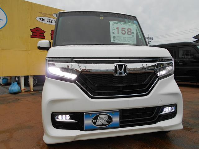 「ホンダ」「N-BOX」「コンパクトカー」「高知県」の中古車4