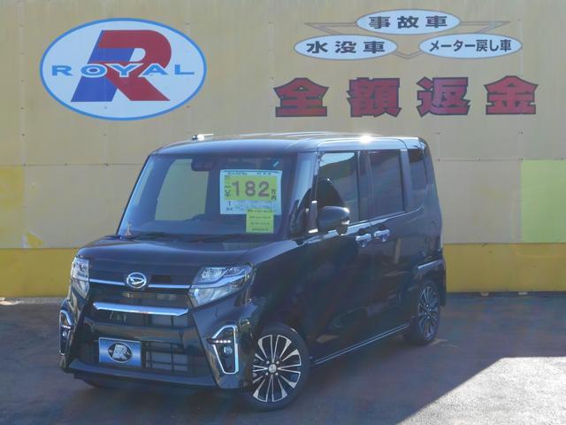 「ダイハツ」「タント」「コンパクトカー」「高知県」の中古車2