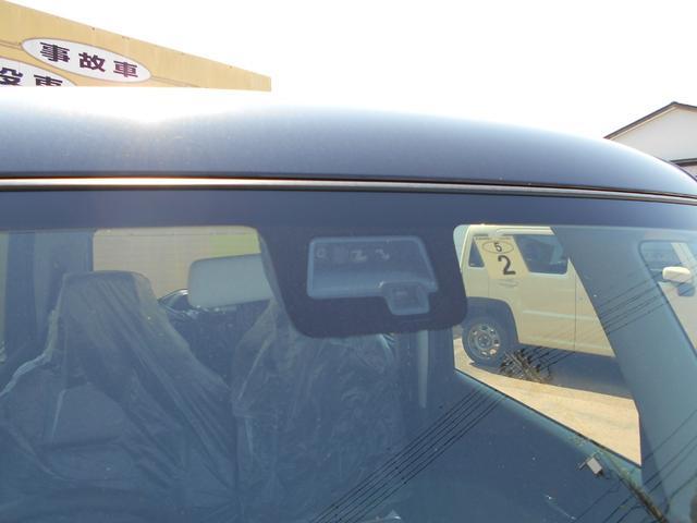 ハイブリッドXSターボ  登録届出済未使用車 両側自動ドア(5枚目)