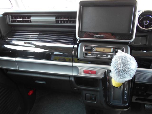 ハイブリッドXSターボ  登録届出済未使用車 両側自動ドア(11枚目)