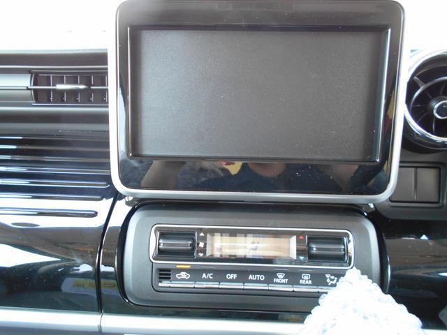 ハイブリッドXSターボ  登録届出済未使用車 両側自動ドア(13枚目)