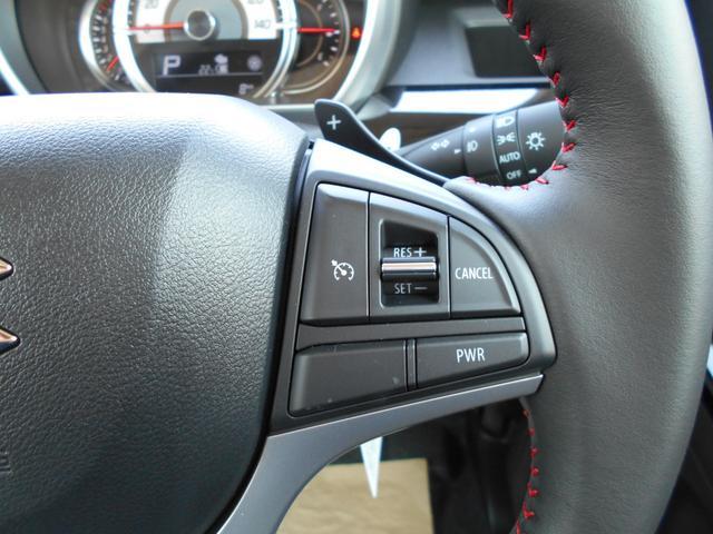 ハイブリッドXSターボ  登録届出済未使用車 両側自動ドア(17枚目)