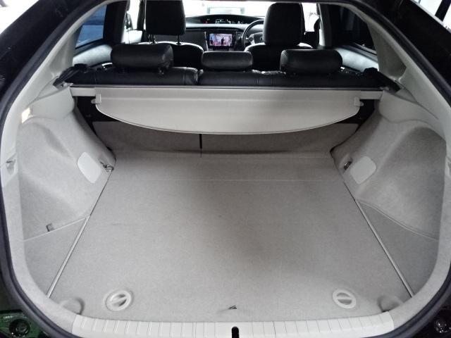 トヨタ プリウス Gツーリング サンルーフ BIGX9インチ 新車外しホイル有