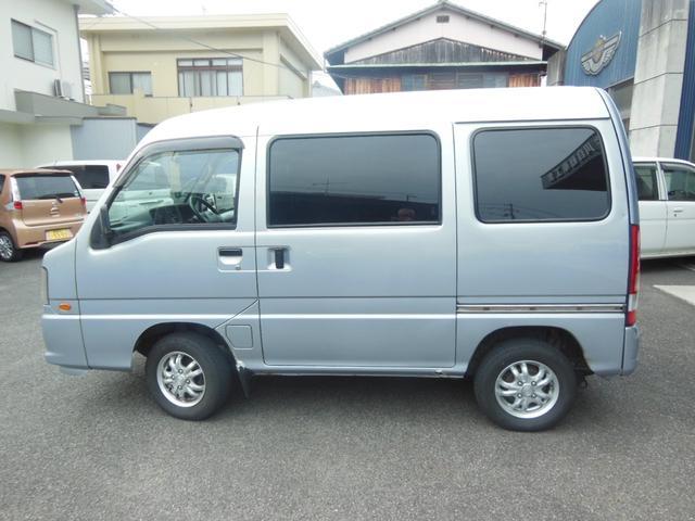 「スバル」「サンバーバン」「軽自動車」「愛媛県」の中古車5