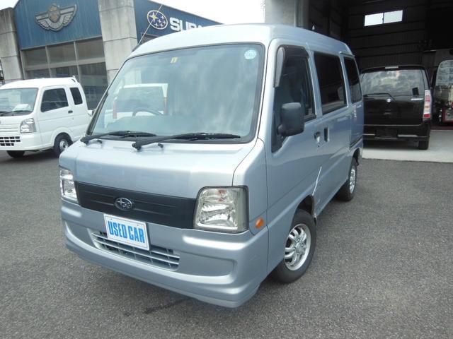 「スバル」「サンバーバン」「軽自動車」「愛媛県」の中古車7