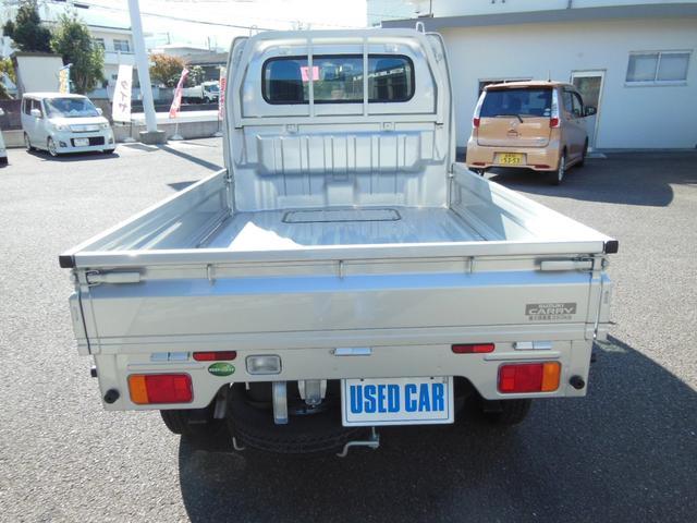 「スズキ」「キャリイトラック」「トラック」「愛媛県」の中古車3