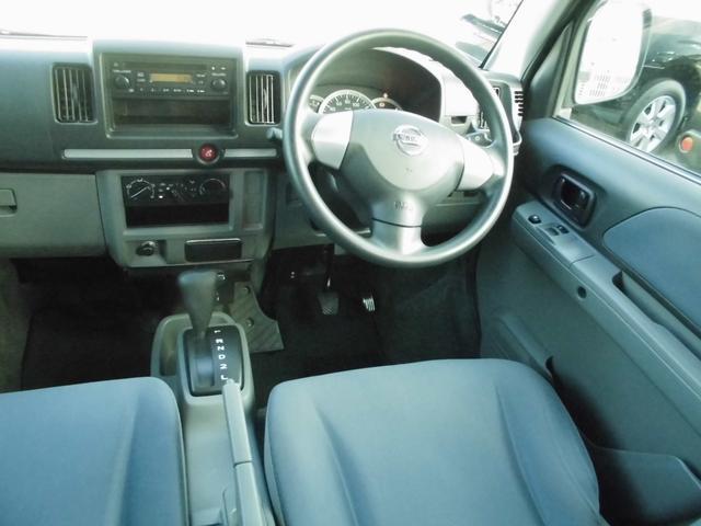 日産 NV100クリッパーバン GXターボ CD キーレス フル装備