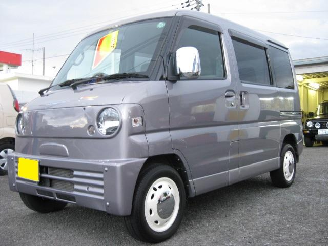 「日産」「クリッパーリオ」「コンパクトカー」「徳島県」の中古車4