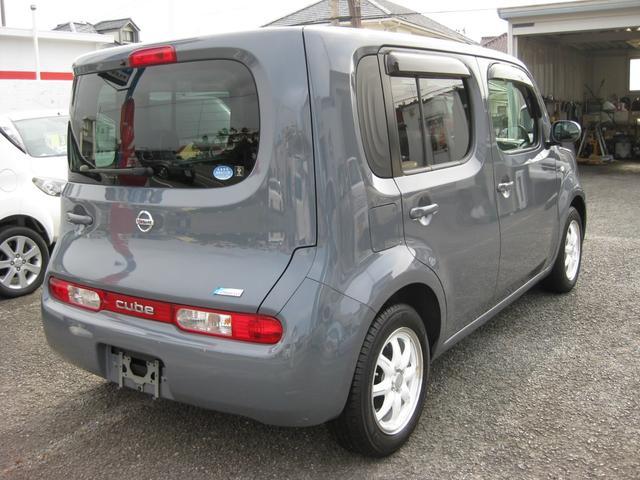 「日産」「キューブ」「ミニバン・ワンボックス」「徳島県」の中古車6