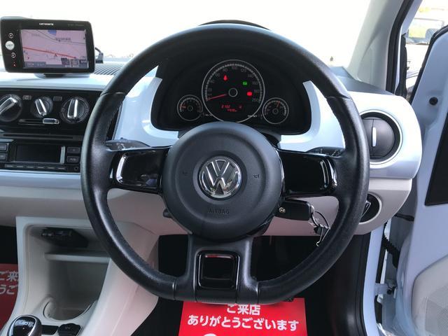 「フォルクスワーゲン」「up!」「コンパクトカー」「香川県」の中古車23