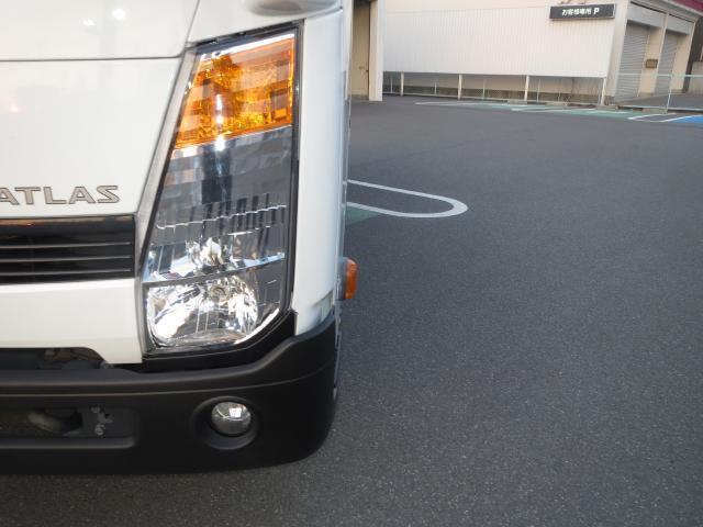日産 アトラストラック シングルキャブ/1.5t/フルスーパーロー