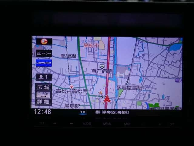 660 DX CN-RE03Dナビ(8枚目)