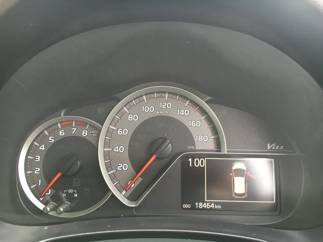 トヨタ ヴィッツ F トヨタセーフティセンスC スマートキー ETC