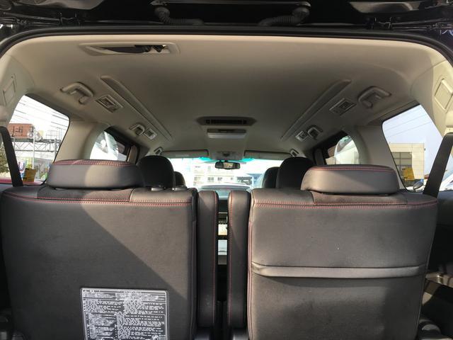 トヨタ ヴェルファイア 2.4Z ゴールデンアイズ 両側電動ドア 後席モニター