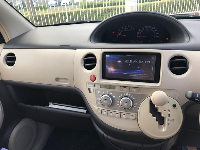 トヨタ シエンタ G 両側パワースライドドア ナビ TV ワンオーナー