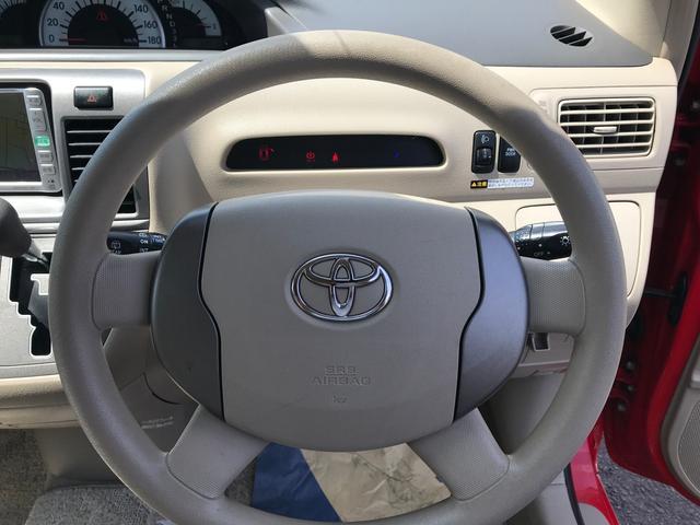 トヨタ ラウム Gパッケージ フルセグTV ナビ 左パワースライドドア