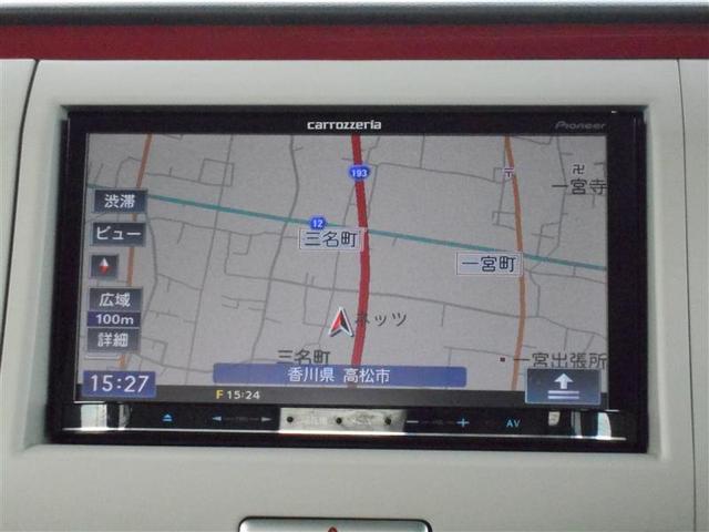 X メモリーナビ ワンセグTV バックカメラ ETC(9枚目)