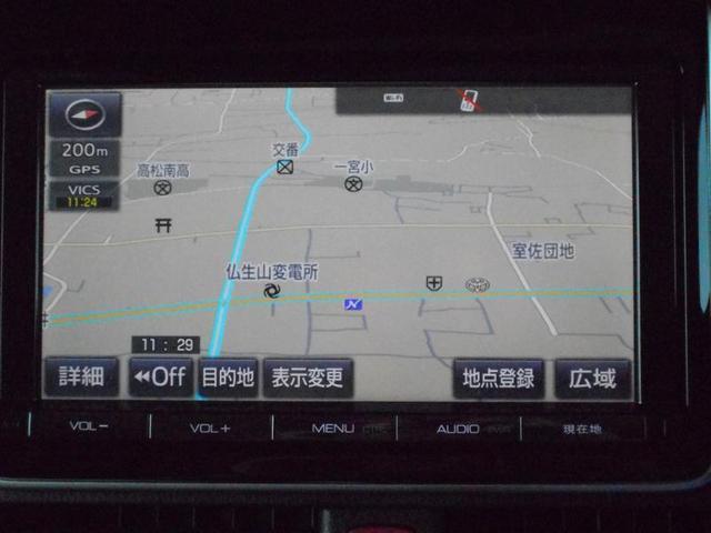 ZS フルセグ 4WD メモリーナビ ETC 後席モニタ(7枚目)