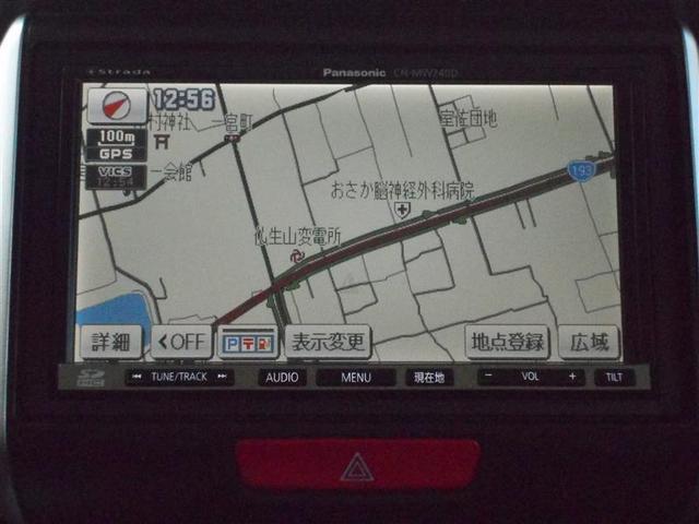 G SSパッケージ メモリーナビ フルセグTV バックカメラ(9枚目)