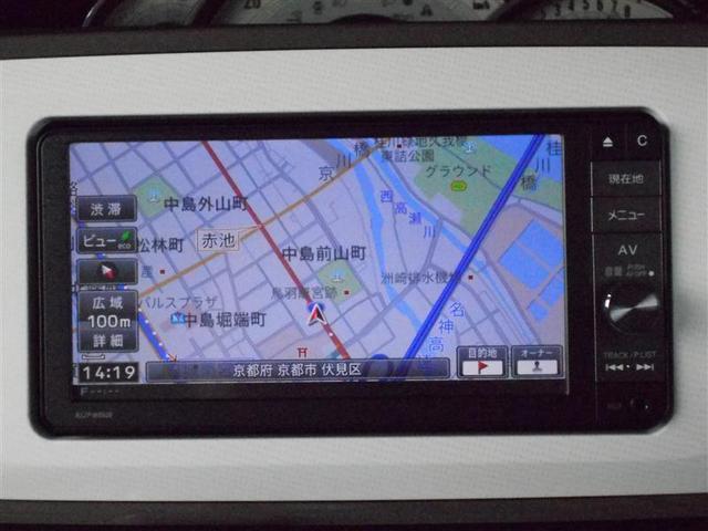 Gメイクアップ SAII メモリーナビ フルセグTV ETC(8枚目)