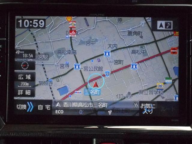 ZS メモリーナビ フルセグTV バックカメラ ETC(9枚目)