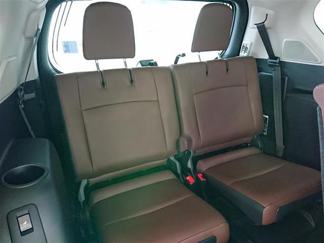 TX Lパッケージ・G-フロンティア 革シート サンルーフ 4WD フルセグ メモリーナビ DVD再生 バックカメラ ETC LEDヘッドランプ 乗車定員7人 ワンオーナー フルエアロ 記録簿 ディーゼル(15枚目)
