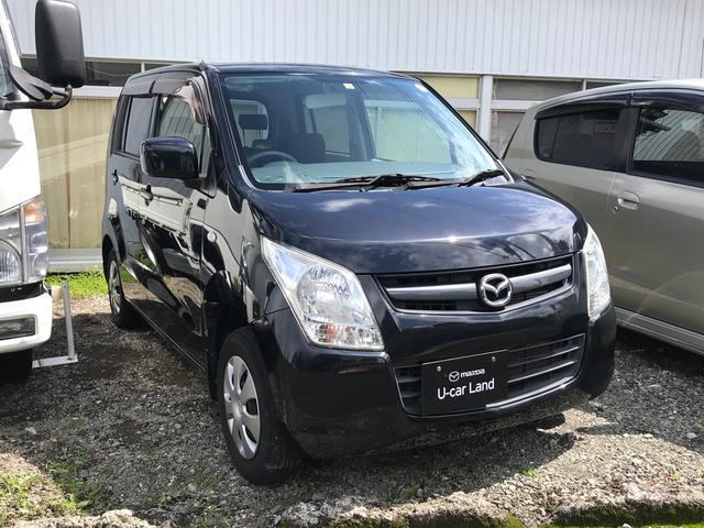 「マツダ」「AZ-ワゴン」「コンパクトカー」「高知県」の中古車3