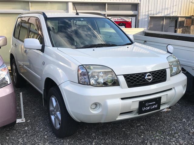 「日産」「エクストレイル」「SUV・クロカン」「高知県」の中古車3