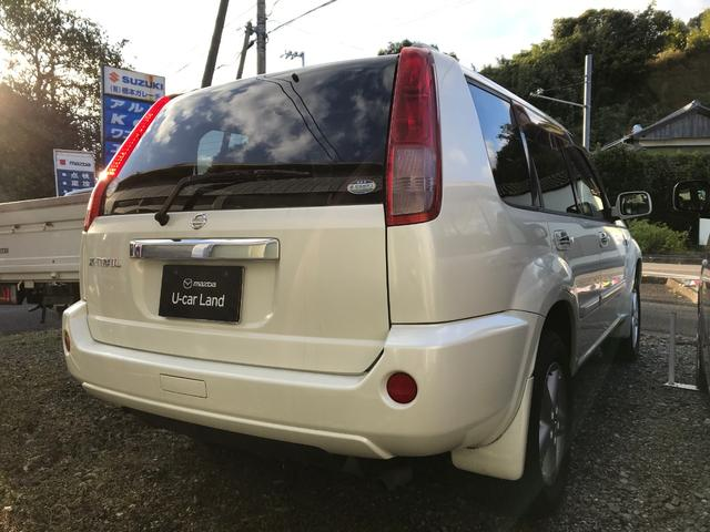 「日産」「エクストレイル」「SUV・クロカン」「高知県」の中古車4