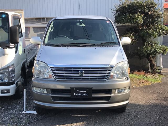 「トヨタ」「レジアス」「ミニバン・ワンボックス」「高知県」の中古車2