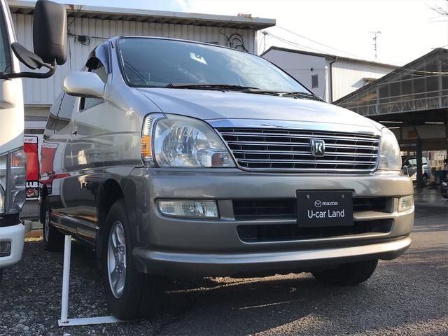 「トヨタ」「レジアス」「ミニバン・ワンボックス」「高知県」の中古車3