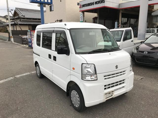 「スズキ」「エブリイ」「コンパクトカー」「高知県」の中古車2