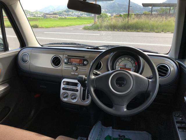 X 軽自動車 インパネCVT 保証付 エアコン AW14(13枚目)