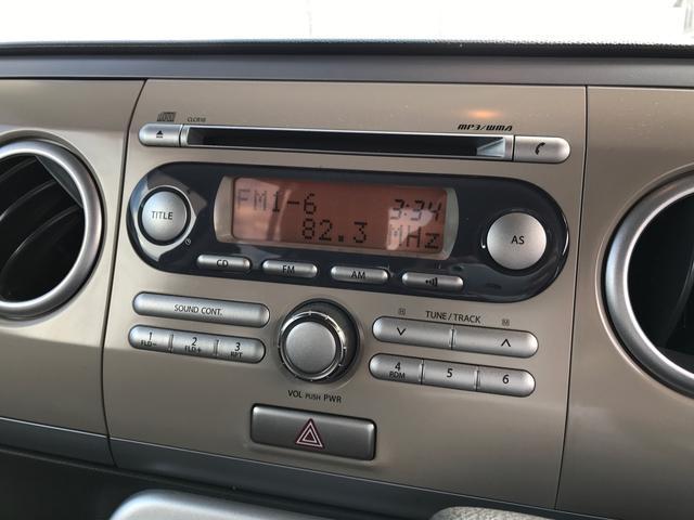 X 軽自動車 インパネCVT 保証付 エアコン AW14(14枚目)