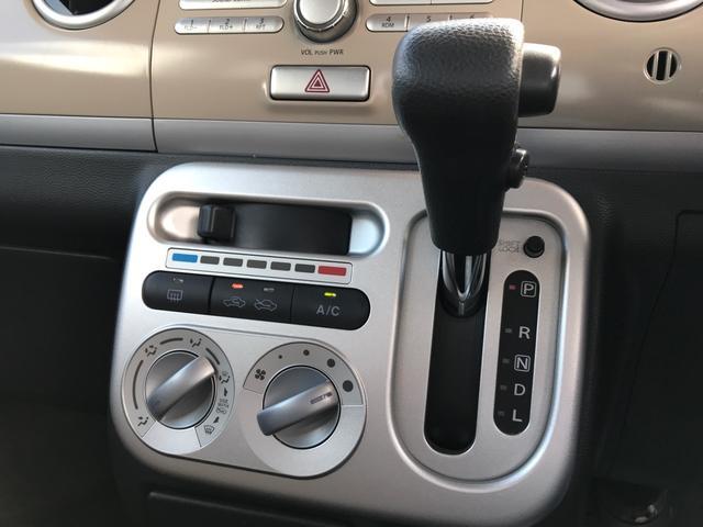 X 軽自動車 インパネCVT 保証付 エアコン AW14(15枚目)